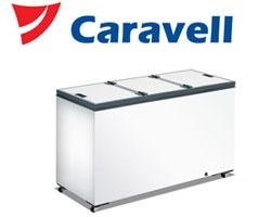 caravell 3 door top loader